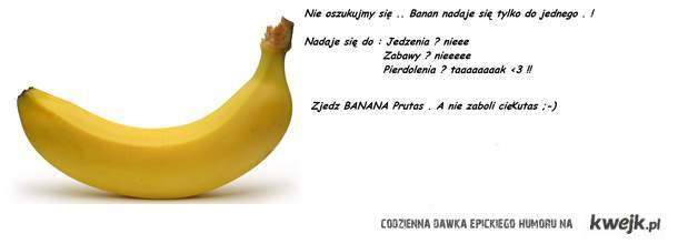 Banan do jednego