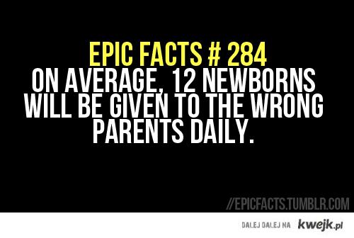 EPIC FACT 284