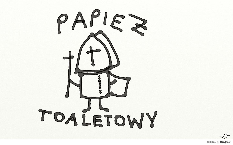 papież toaletowy