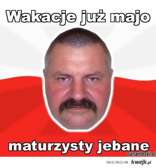 Pan Andrzej i matura