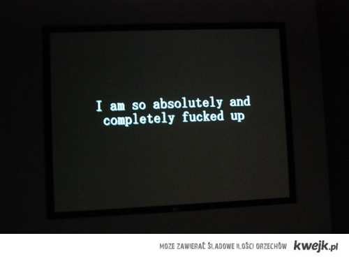 I'am absolutely