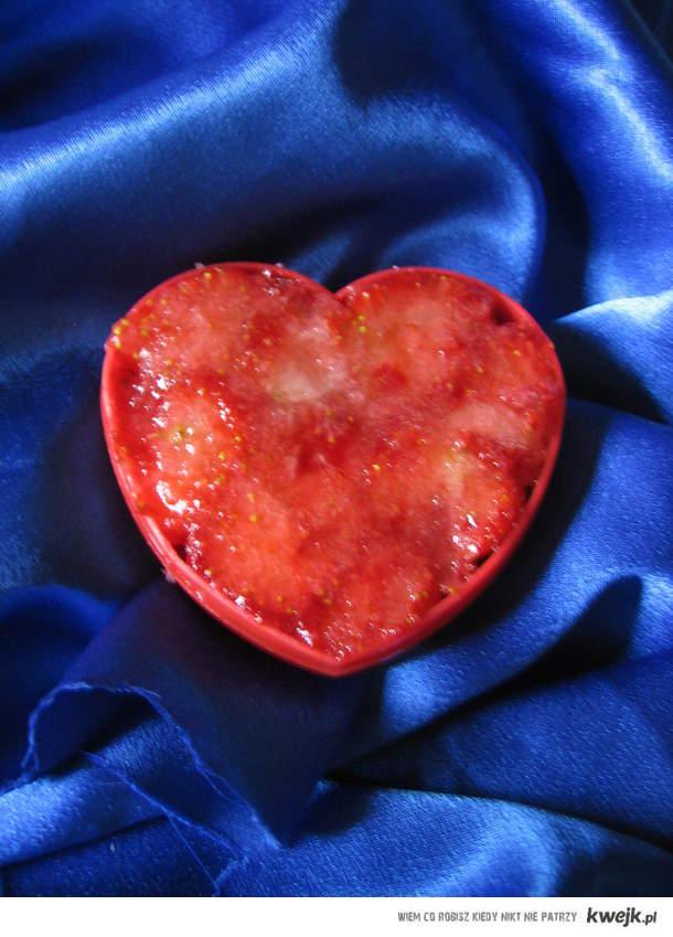 Kocham truskawki! <3