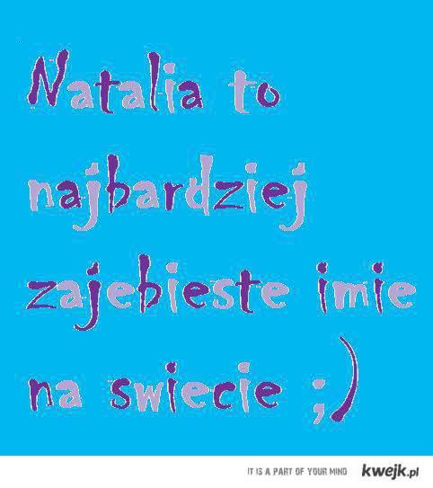 Natalia to