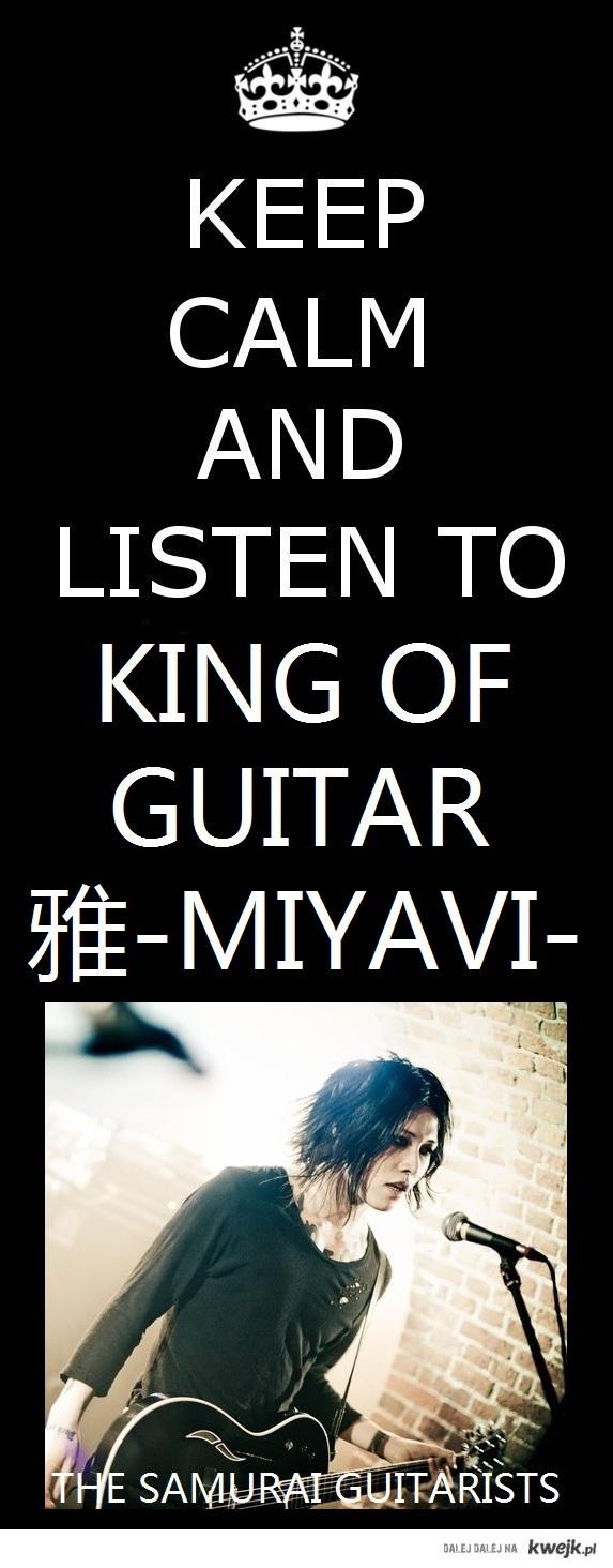 Miyavi <3