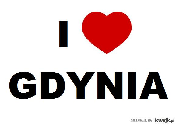 I ♥ Gdynia