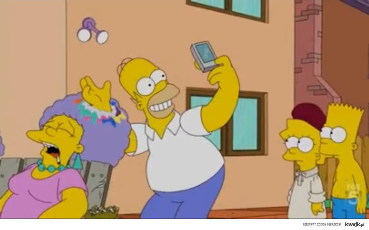 Sweet fotki Homera