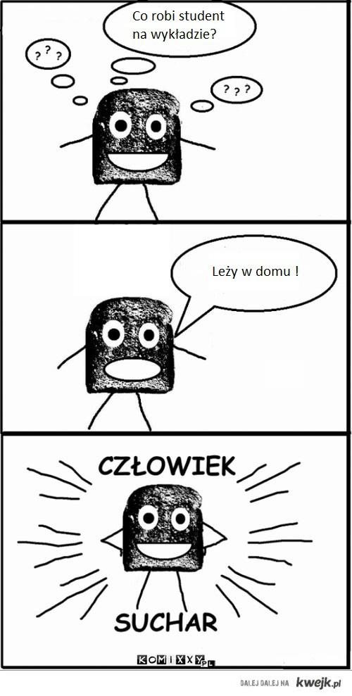 Człowieq Suchar