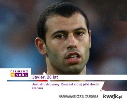 Javier 26 lat Barcelona
