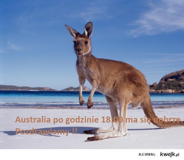 21 maj Australia
