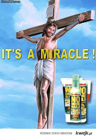 Jezus bez gwoździ