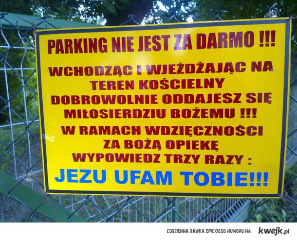 parking w Lublinie - Sławinek