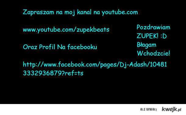 KANAL YT I PROFIL FB
