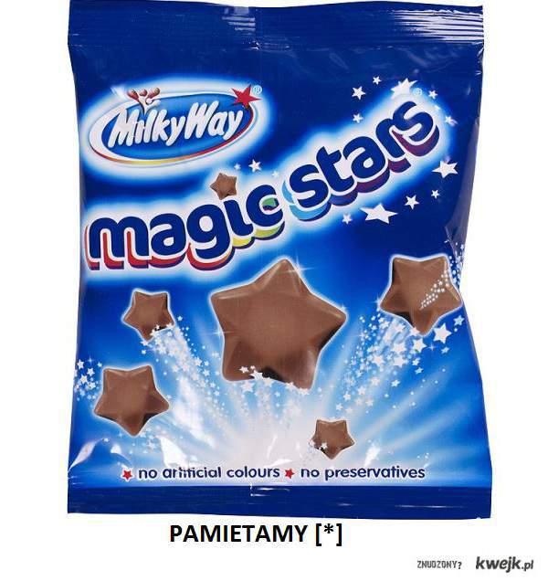 Milkiway Stars