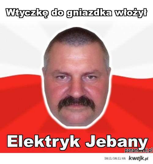 Pan Andzej elektryk