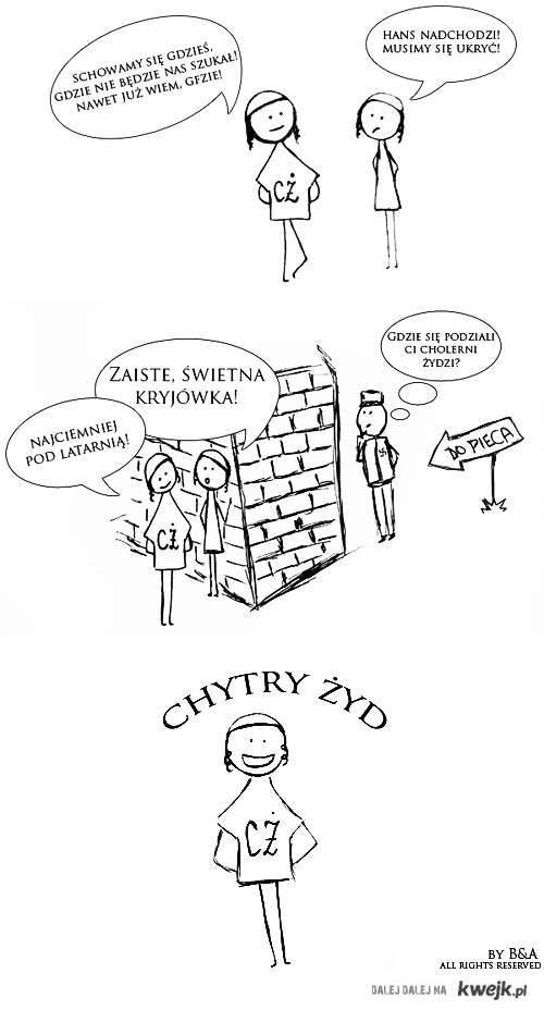 Chytry Żyd