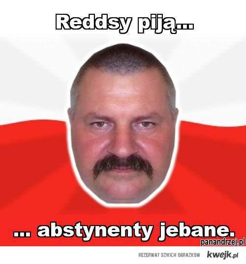 Pan Andrzej na dziś...