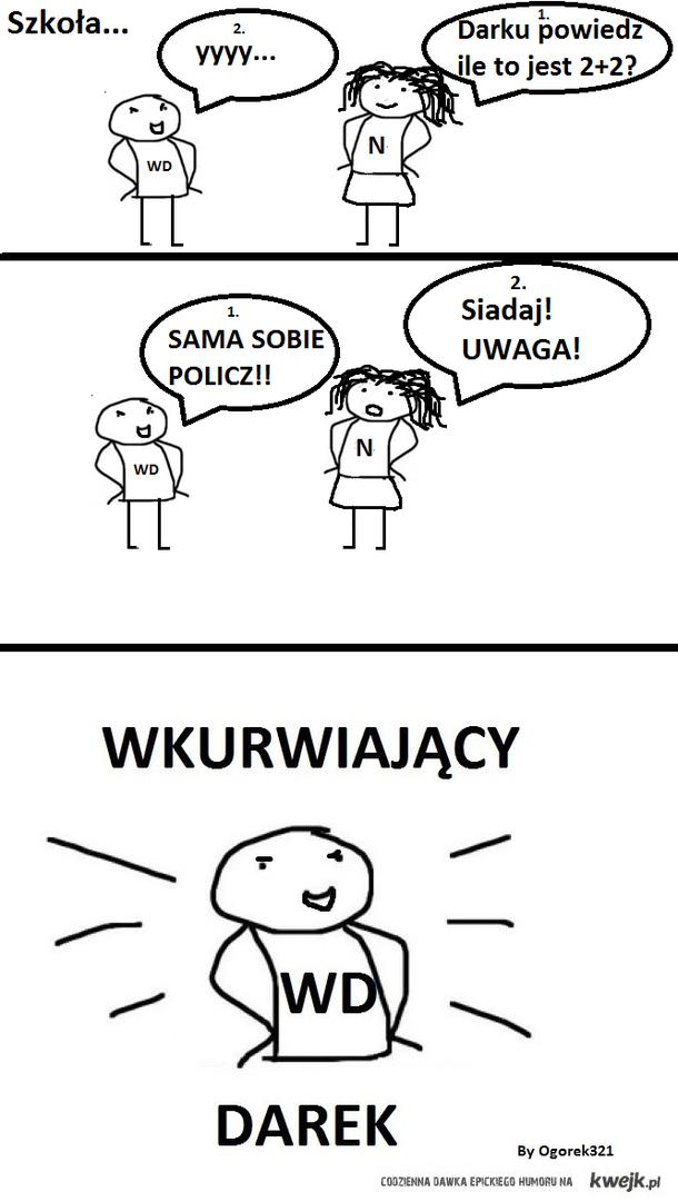 Przygody WD Cz.3