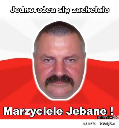 Marzyciele Jebane