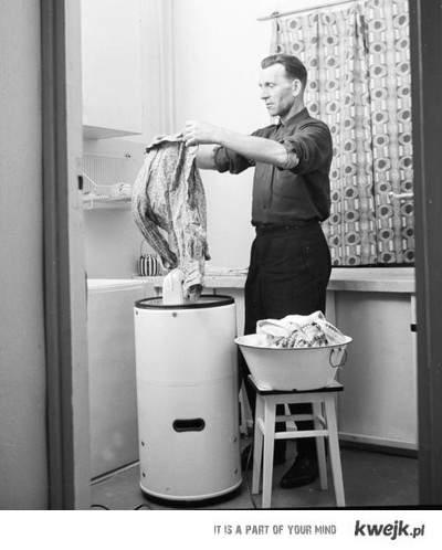 Pan Marek zrobił pranie za żonę - ty też zostań bohaterem w swoim domu !