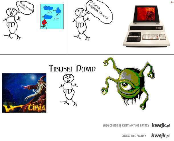 Tibijski Dawid
