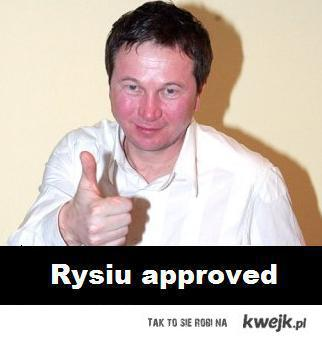 rysiuapproved