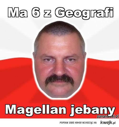 Magellan jebany