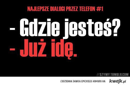Najlepsze dialogi - cz 1