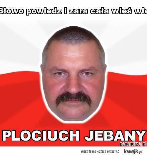 Andrzej ostrzega!