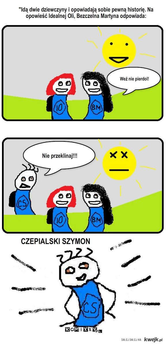 Czepialski Szymon