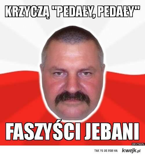 """""""Faszyści"""""""