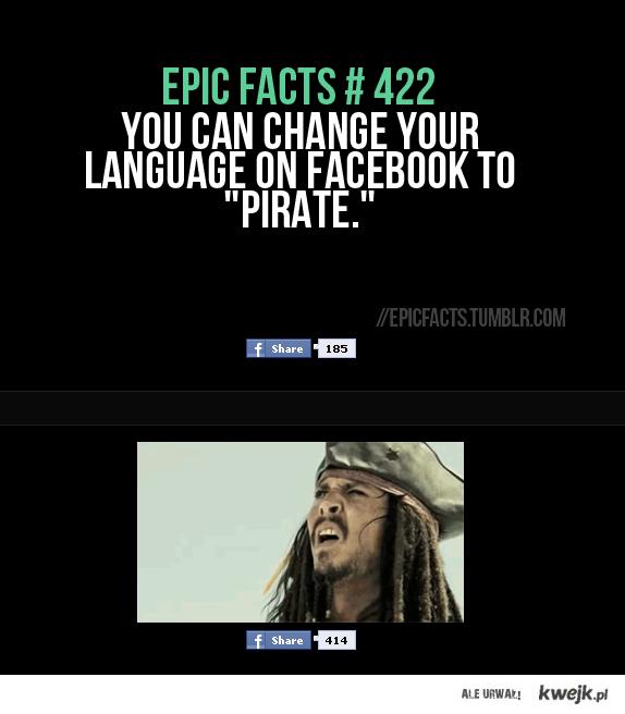 pirate language?