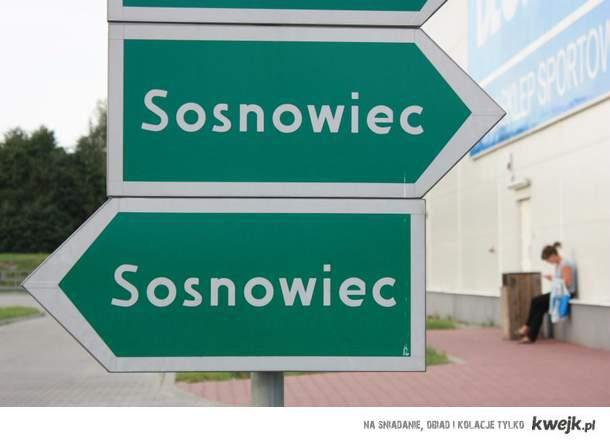 Którędy do Katowic?