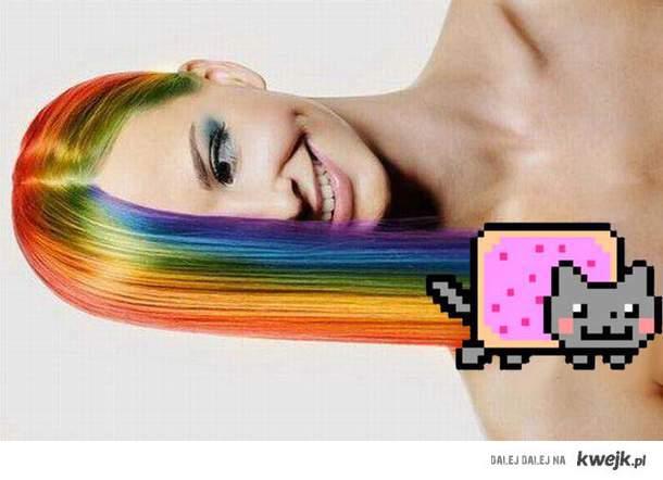 Nyan girl