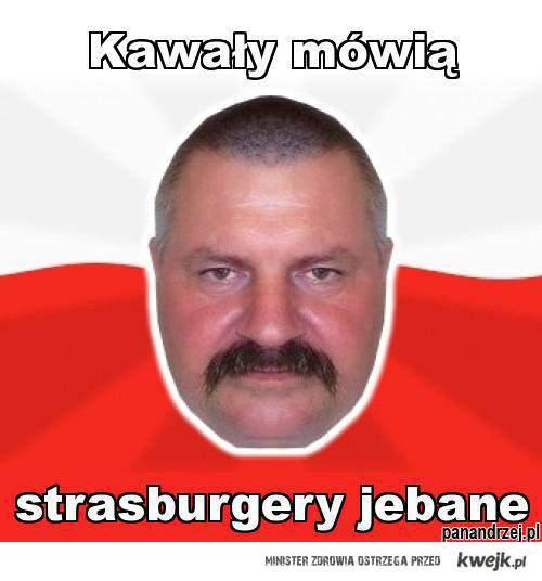 strasburgery