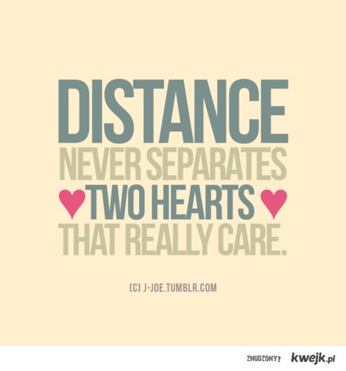 Odległość.