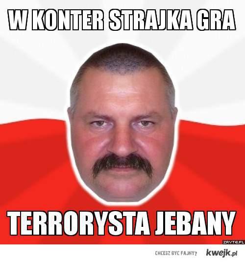 Konter strajk