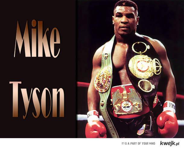 Mike Tyson - mistrz