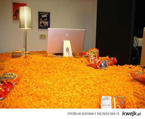 Cheetos <3