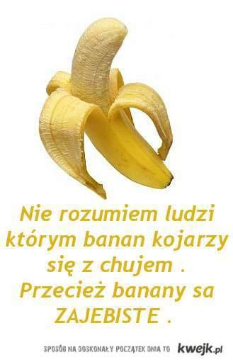 banan i chuj