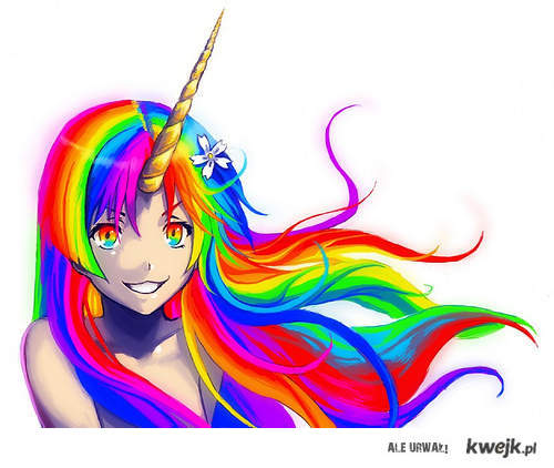 women unicorn