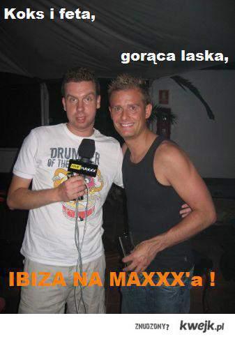 Ibiza na maxxxa