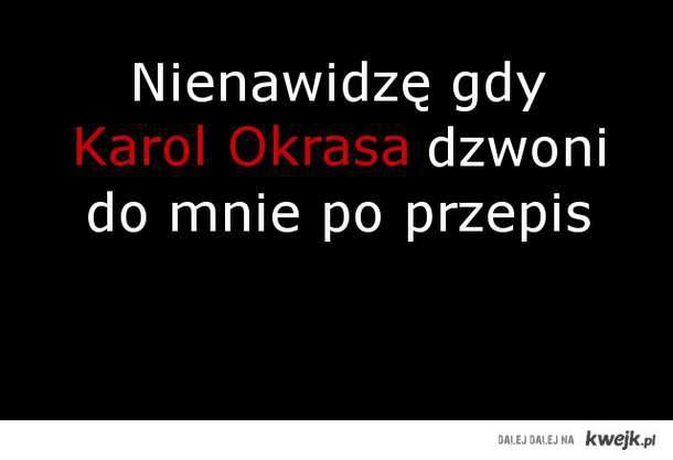 karol-okrasa