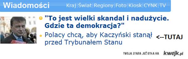 Gdzie demokracja??