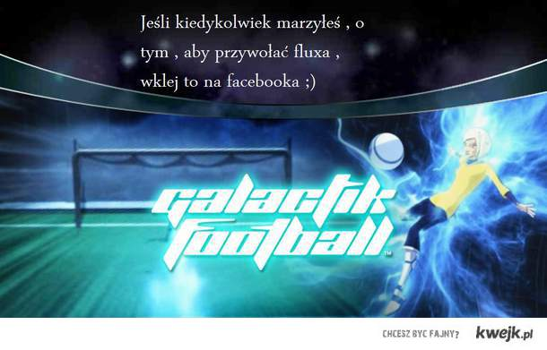 Flux Galactic Football