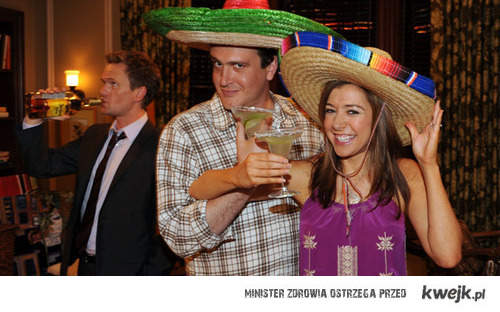 himym party