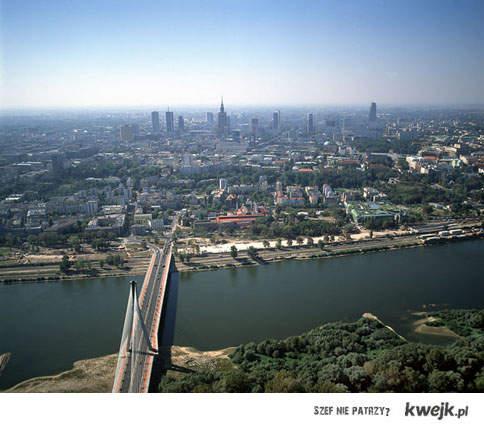 Każde miasto jest lepsze niż Warszwa