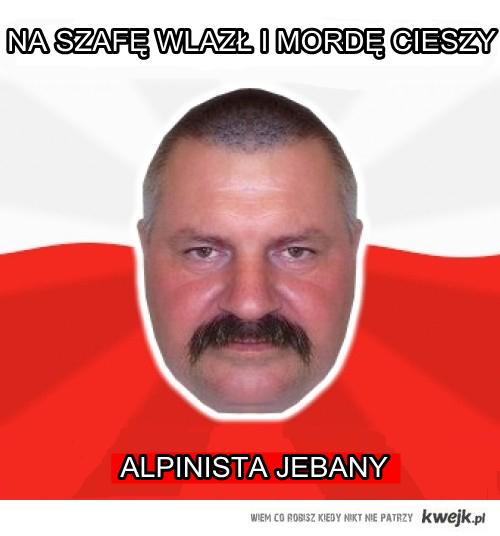Pan Andrzej i Alpiniści