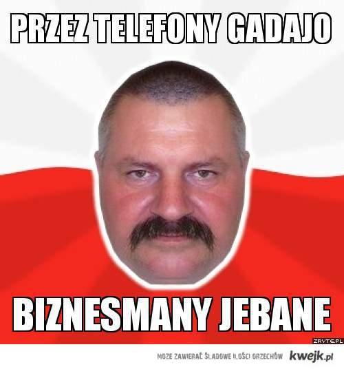 Przez Telefony Gadajo