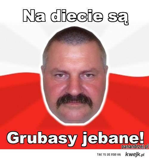 Grubasy!
