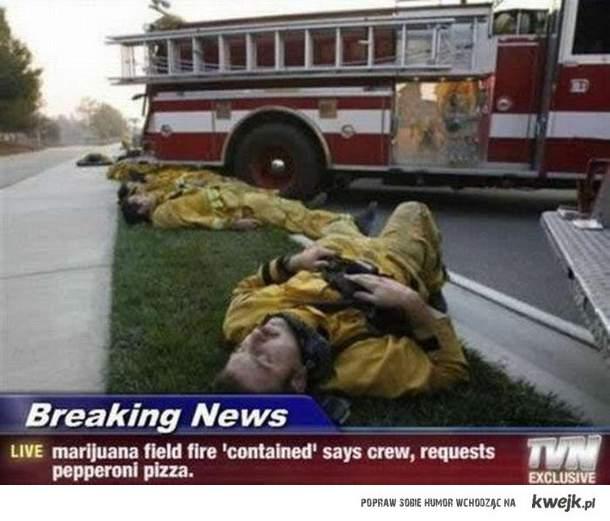 Firefighting Fun